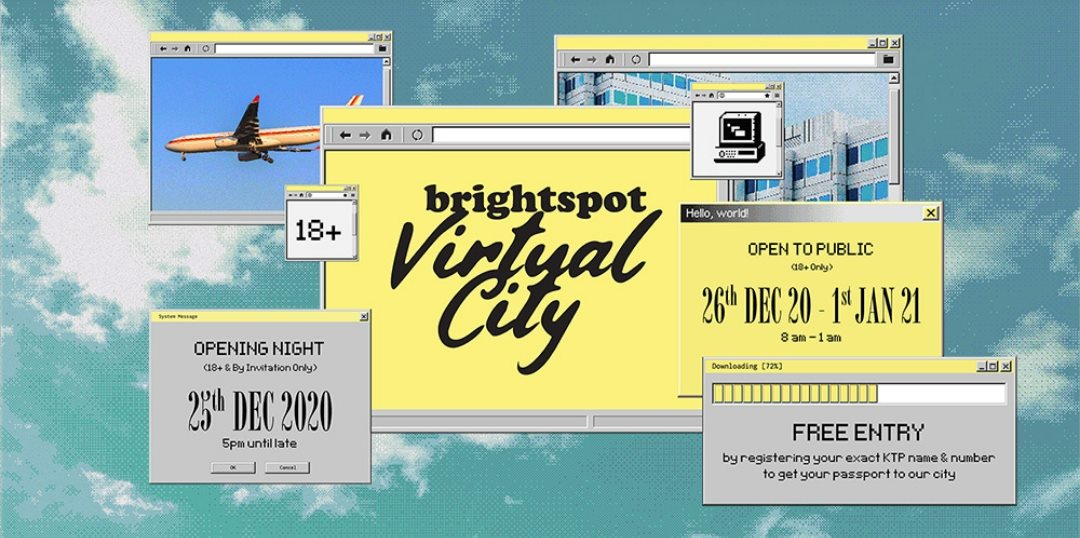 Brightspot Virtual City 2020