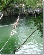 Cenote Verde Lucero a Puerto Morelos