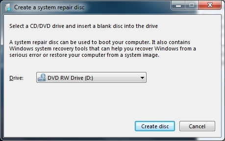 Recovery Disk