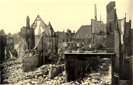 Groningen na de bevrijding