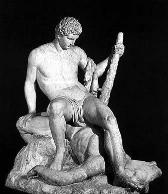 Statua di Minosse
