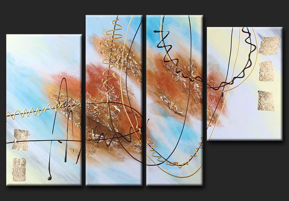 cuadros abstractos modernos en acrilico  arte u diseo