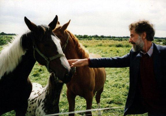 Geert de paardenfluisteraar