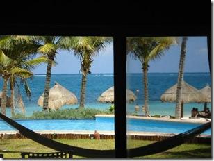 Ceiba del Mar , vue d'une chambre