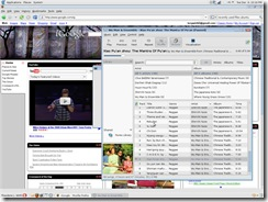 Rhythmbox and Firefox sShot (Small)